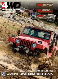 Request a free Jeep parts catalog